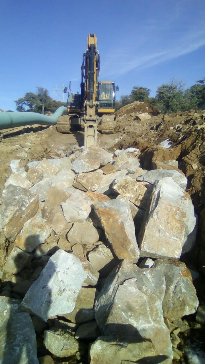 Excavación C